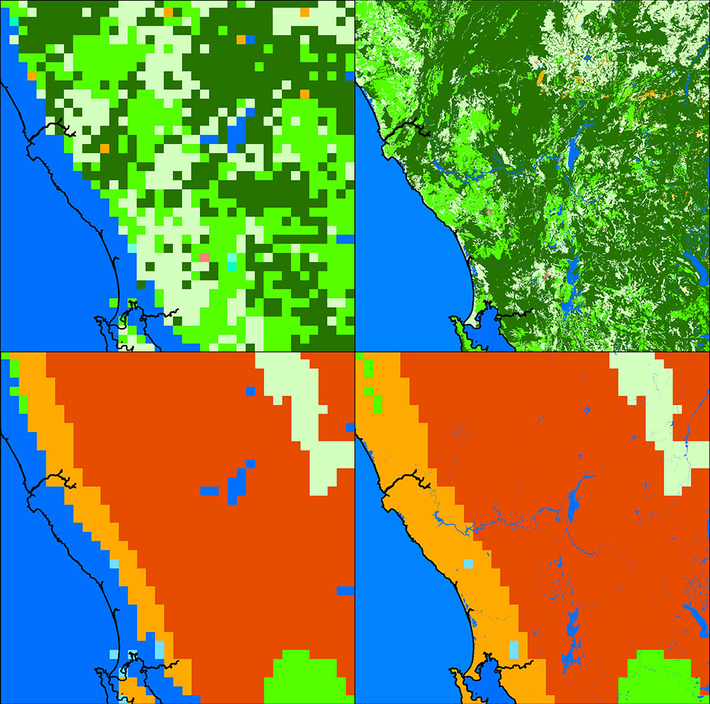 Geo Data - Air Quality Support